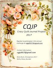 Crazy Quilt Project 2017