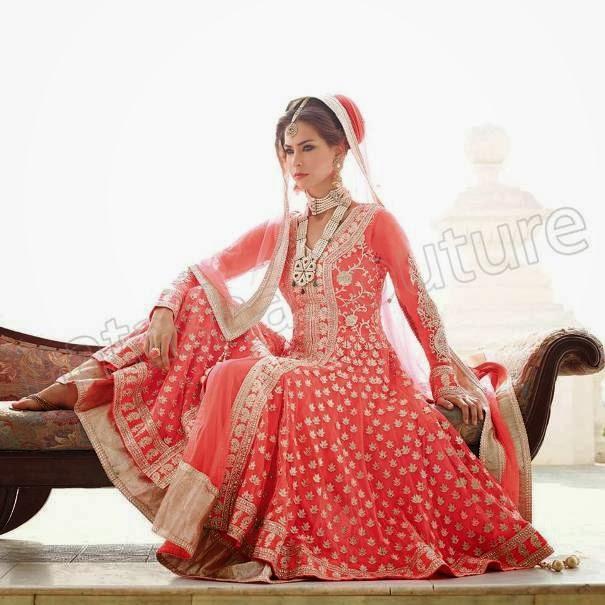 Elegant Wedding Dresses For Young Brides 13