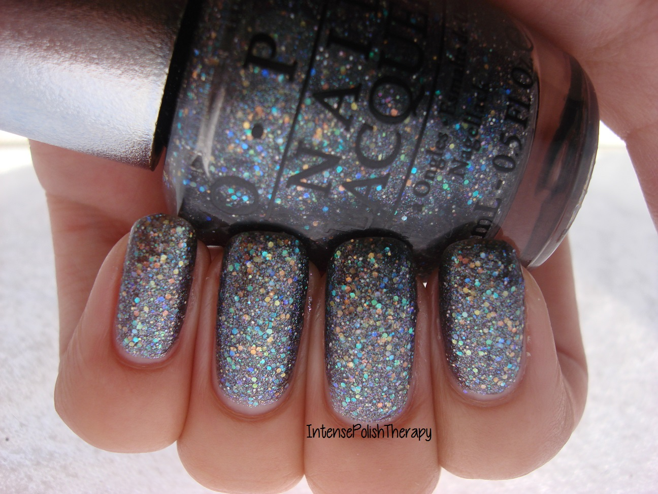 OPI - DS Titanium Swatch
