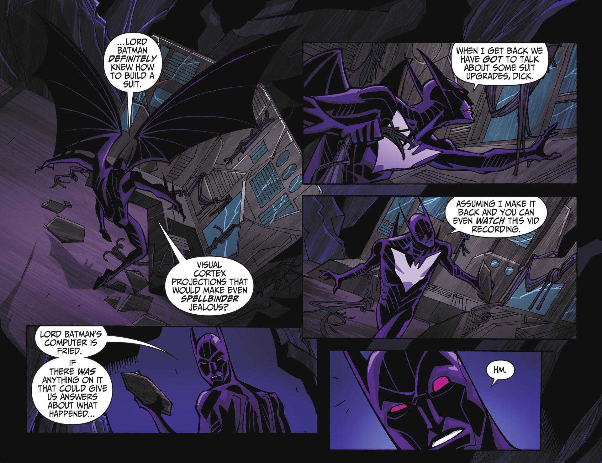 Batman Beyond 2.0 Issue #22 #22 - English 9
