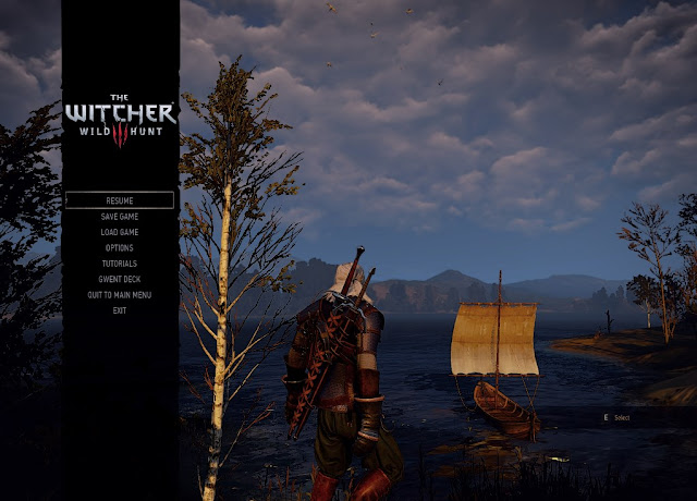 witcher 3 dark and cold graphics mod