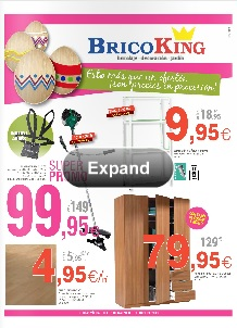 Catalogo bricoking marzo 2013
