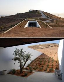Stone Desert Home