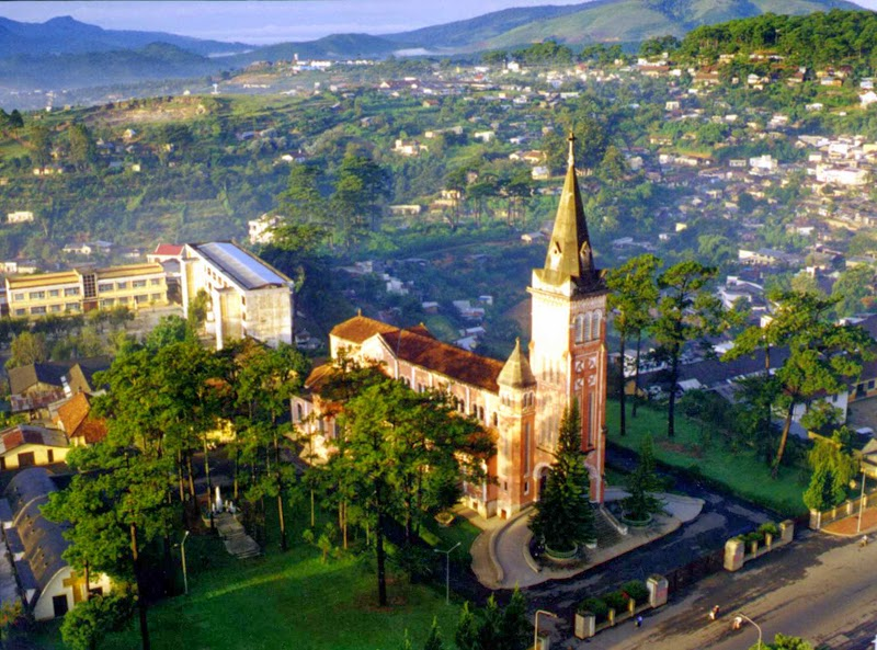 Kota-Dalat-Vietnam