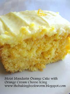 Moist Orange Cake Nz