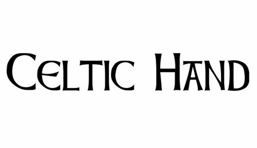 good celtic fonts for tattoos