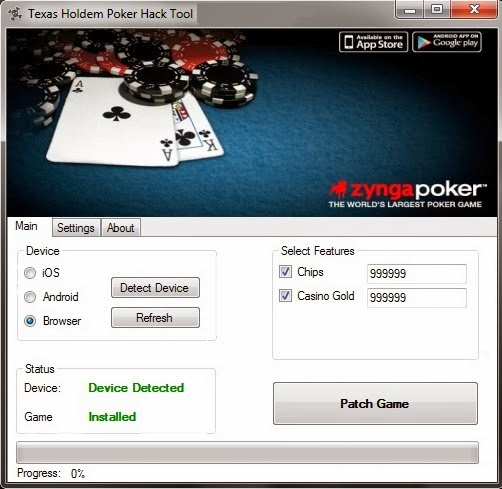 texas holdem poker hack casino gold