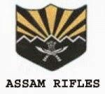 ASSAM RIFLES Recruitment 2014 ASSAM RIFLES online application form assamrifles.gov.in jobs careers advertisement notification news alert
