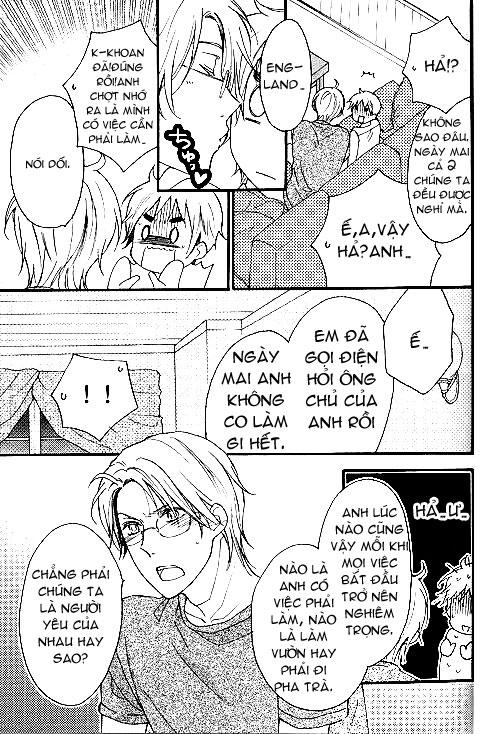 Hình ảnh  in APH Doujinshi - Call My Name