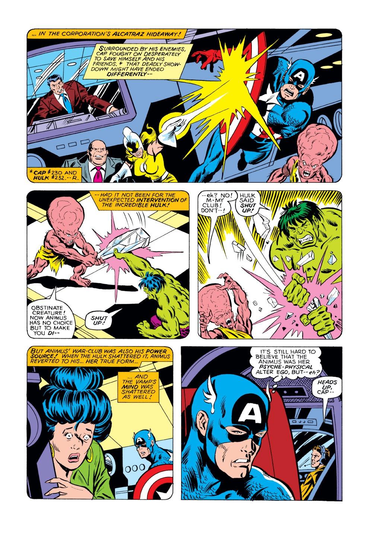 Captain America (1968) Issue #231 #146 - English 8