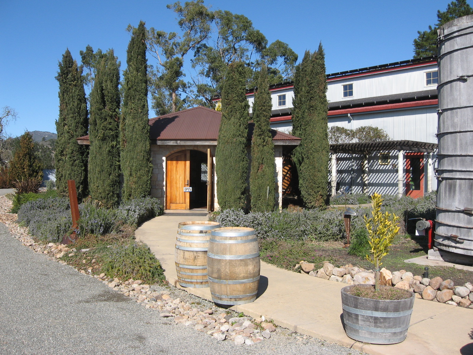 At the winery we were offered tastings of the Hagafen 2010 Clarinet Red Rhone Blend at $24 the Hagafen 2009 Crescendo Red Table Wine at $24 and the Hagafen ... & a hrefu003du0027http://bachtobacchus.blogspot.com/u0027u003eBach to Bacchus: Hagafen ...