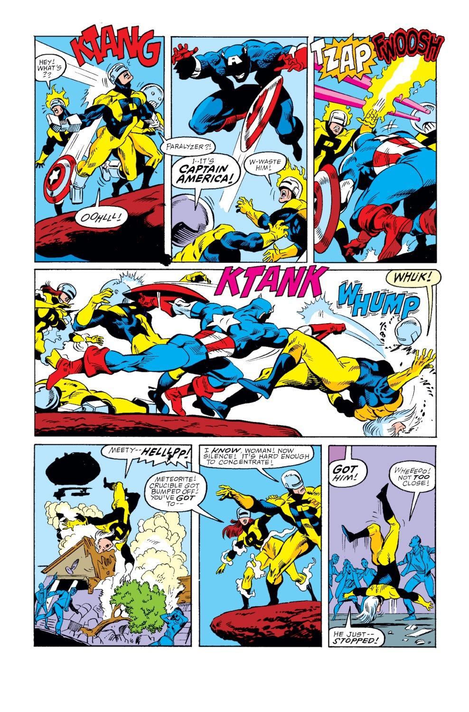 Captain America (1968) Issue #346 #276 - English 19
