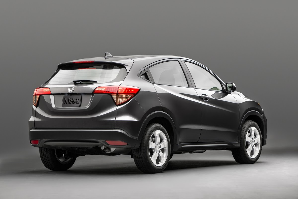 2015 honda hr v this is it for the us market at least