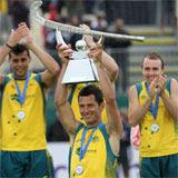 HOCKEY HIERBA-Australia campeón de la Champions Trophy 2011