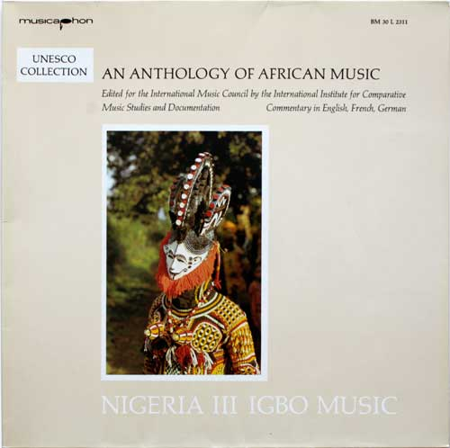 Anthems for the Nation of Luobaniya  : Nigeria III ...