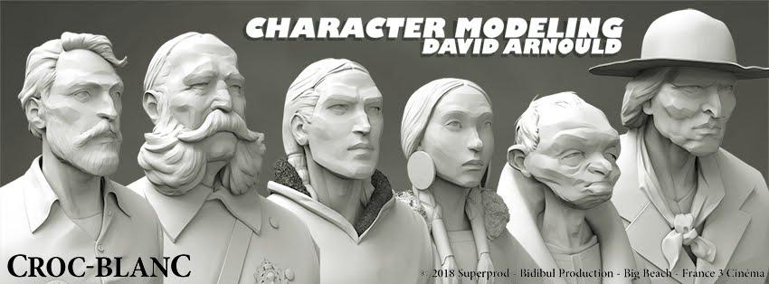 Sculpt 3D - David Arnould
