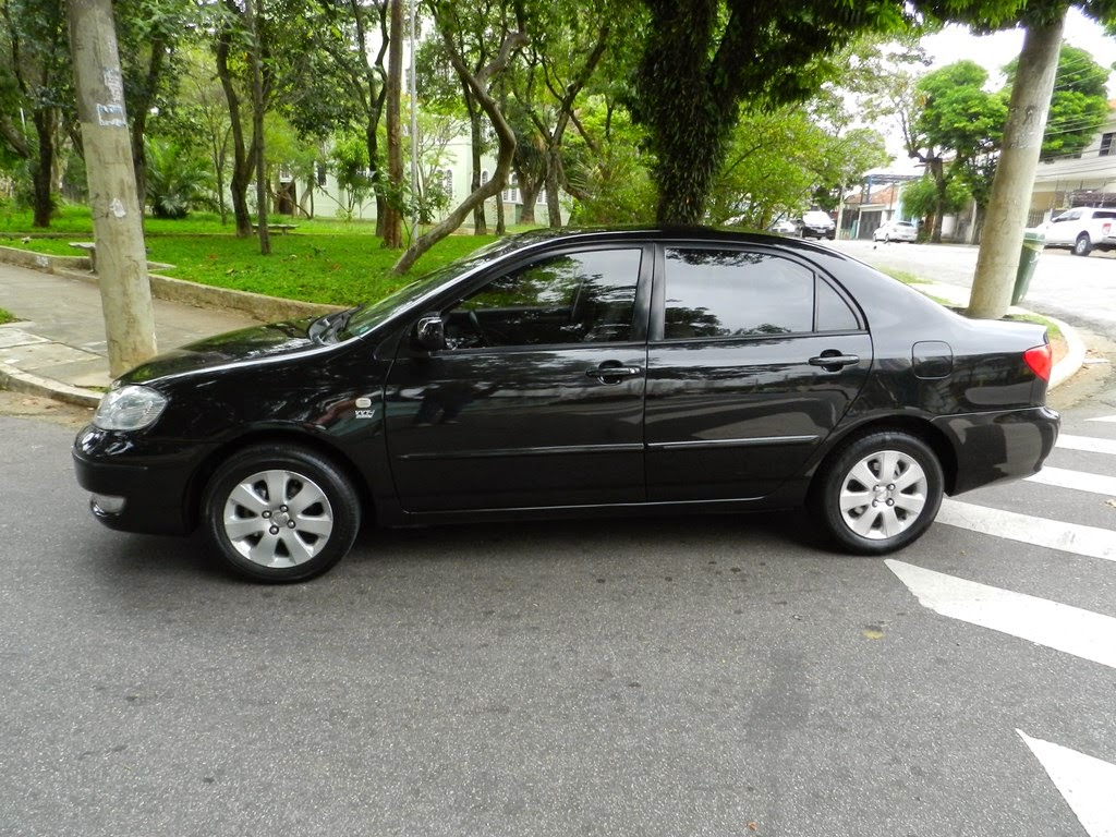Corolla XEi 2008: fotos, preço e informações