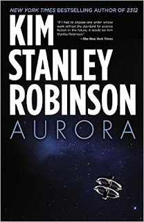Nitpicking recent (great) hard SF novels: AURORA and THE MARTIAN.