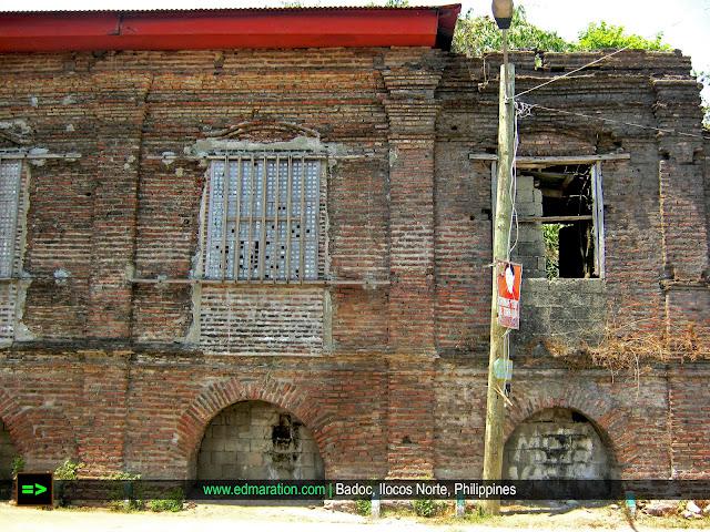 Ilocos Norte Ruins