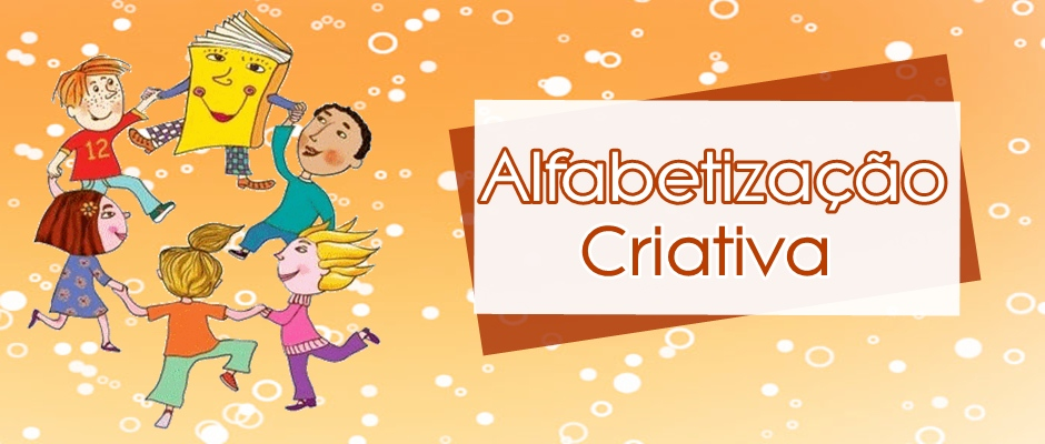 ALFABETIZAO CRIATIVA
