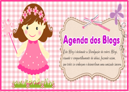 ♥ Agenda dos Blogs ♥