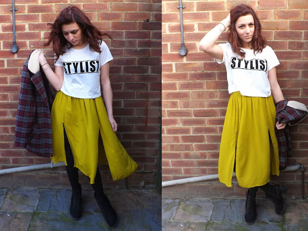 """What Cat Wore: """"STYLIST"""""""