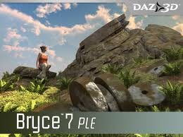 Bryce 7 - The First Name in 3D Landscapes