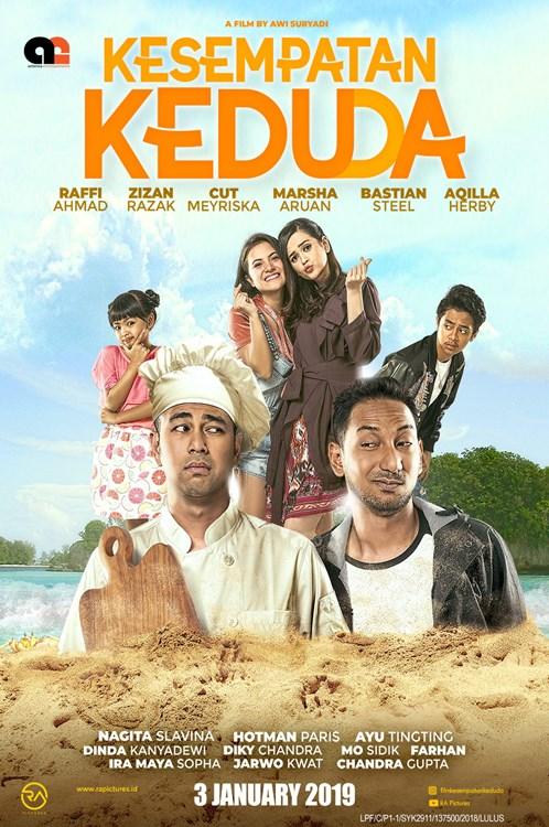 3 JANUARI 2019 - KESEMPATAN KEDUDA (Indonesia)
