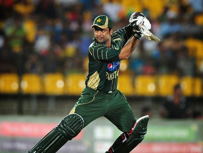 Ahmed Shehzad Cricket Star Of Pakistan