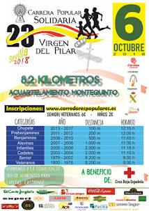 XXIII Carrera Popular Solidaria Virgen del Pilar