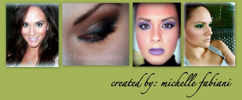 C-FABulous Makeup