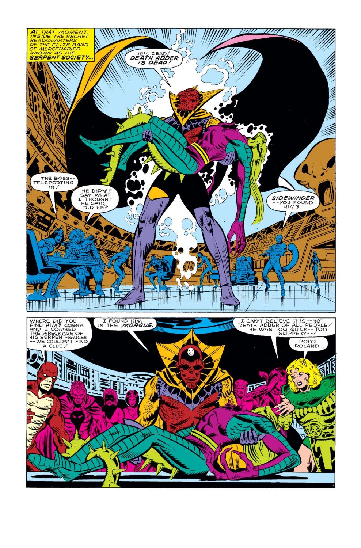 Captain America (1968) Issue #319 #247 - English 5