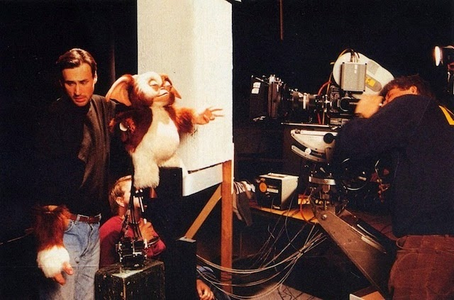 gremlins behind the scenes