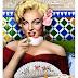 Marilyn Monroe - Churros y Carmín