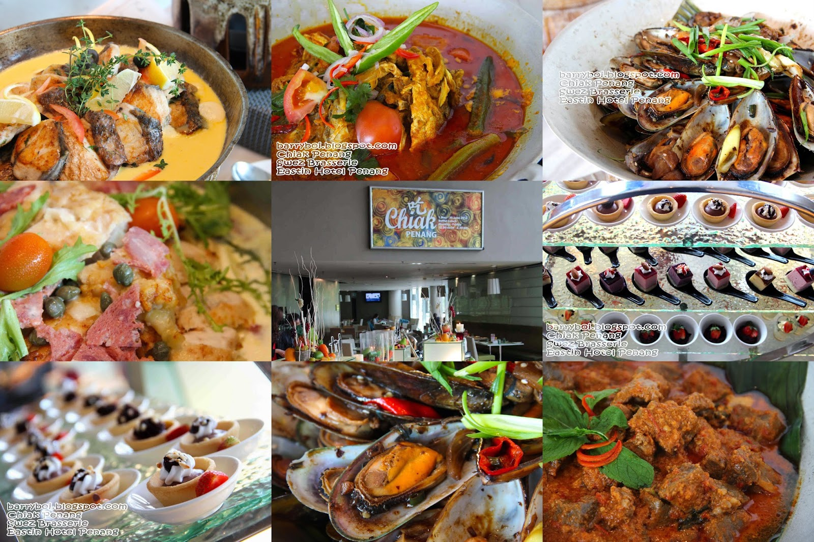 Daily Moments By Barryboi Chiak Penang At Eastin Hotel Penang