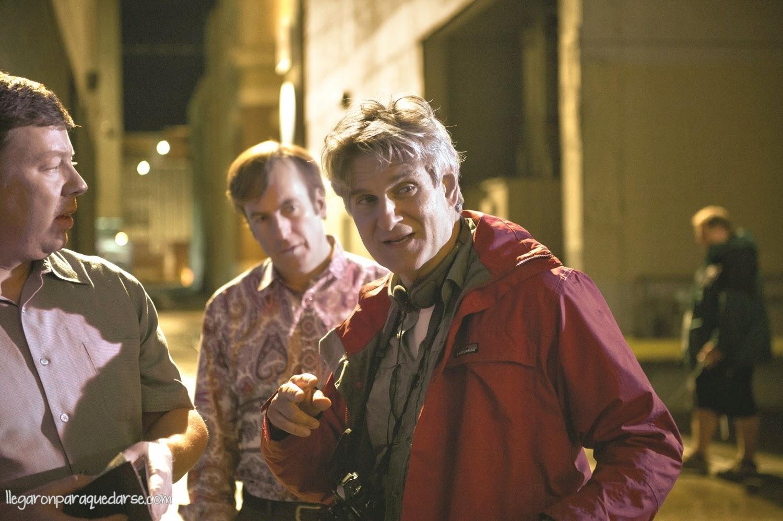 1x10 - Peter Gould (productor) y Bob Odenkirk como Saul Goodman