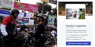 Berikut Pengakuan Polantas Yogyakarta atas Aksi Hadang Moge Elanto Wijoyono...Siapakah Yang Benar?