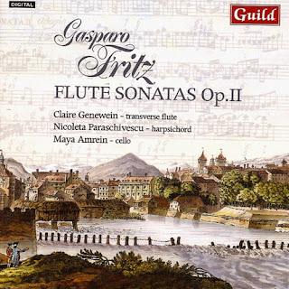 FRITZ, G.: Flute Sonatas, Op. 2, Nos. 1-6