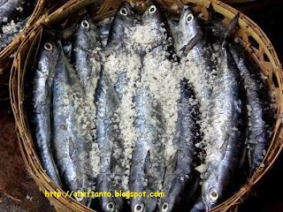 cara buat ikan pindang