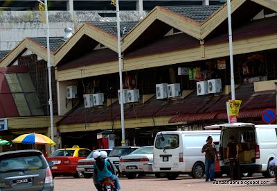 Singgah Sebentar Ke Kuala Terengganu