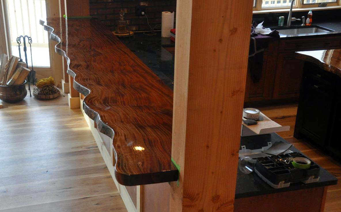 Attirant Dorset Custom Furniture   A Woodworkers Photo Journal: Some Sapele Slab  Stuff