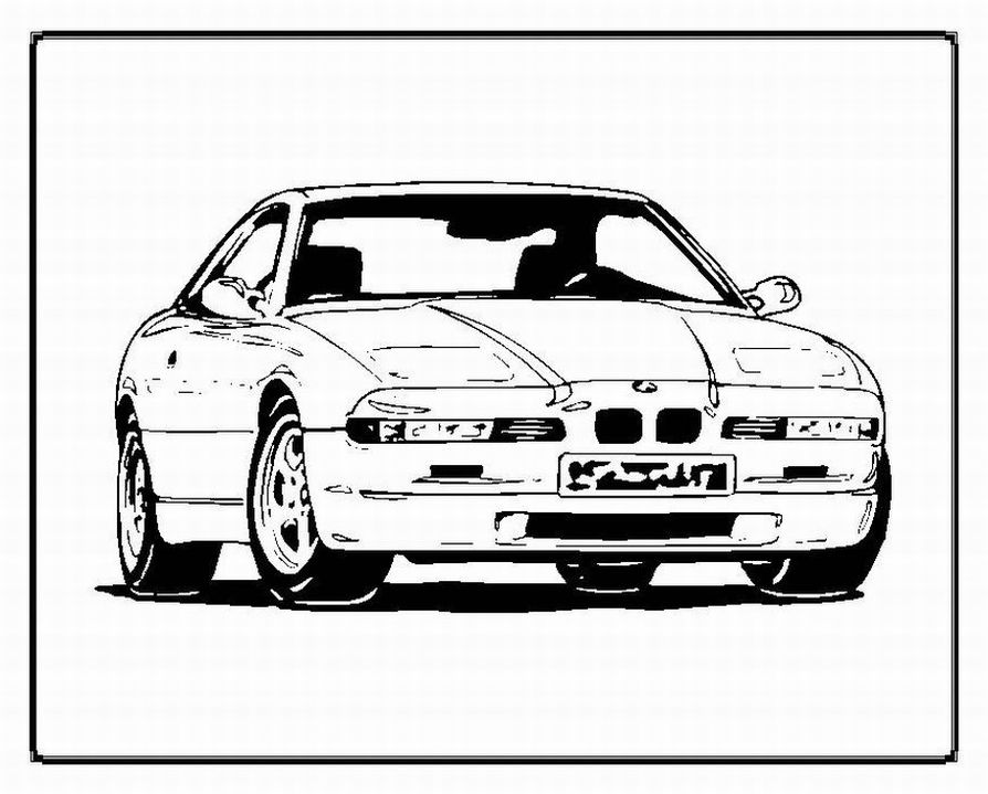 coloring Cars coloring pages for