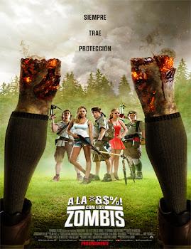 Ver Película A la *&$%! con los Zombis Online Gratis (2015)