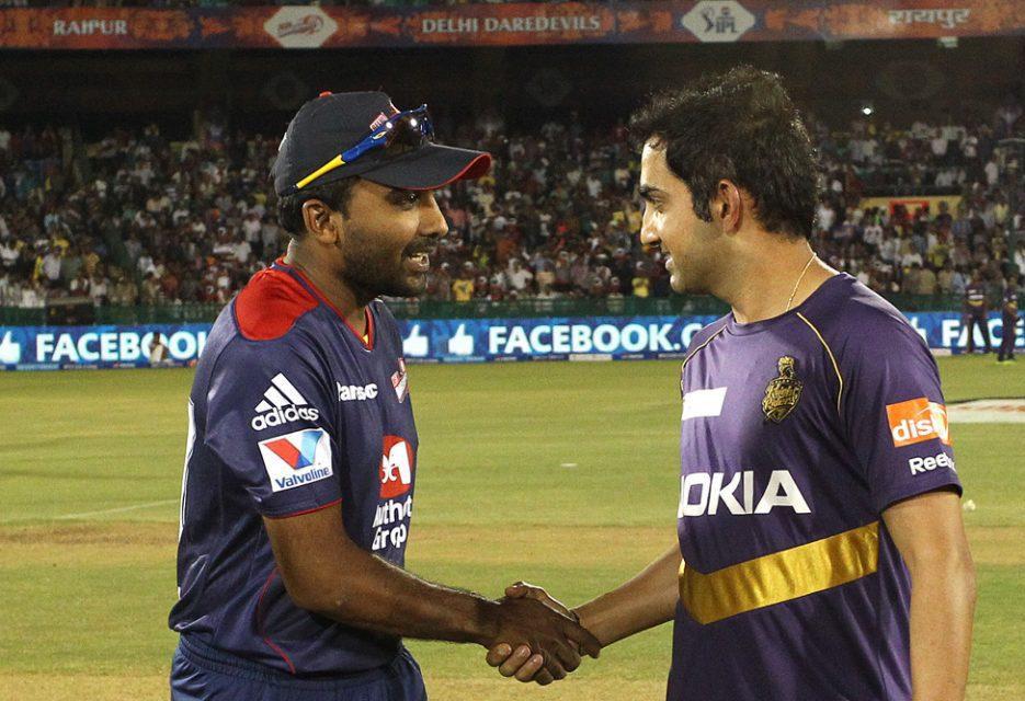Mahela-Jayawardene-Gautam-Gambhir-DD-vs-KKR-IPL-2013