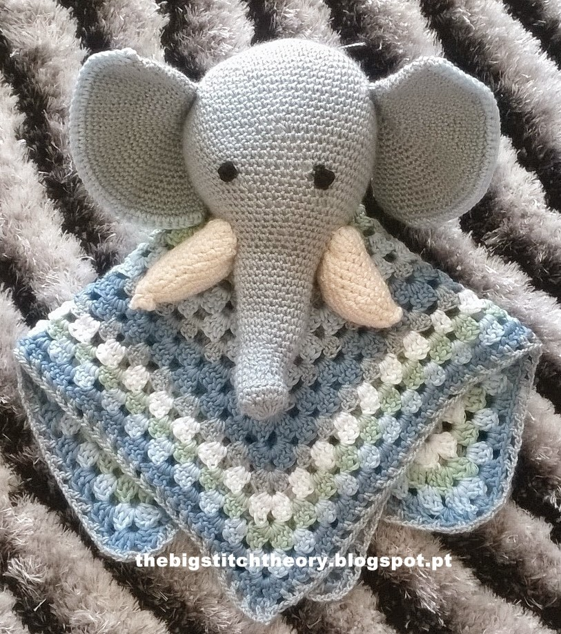 The Big Stitch Theory: Topsys baby snuggle crochet