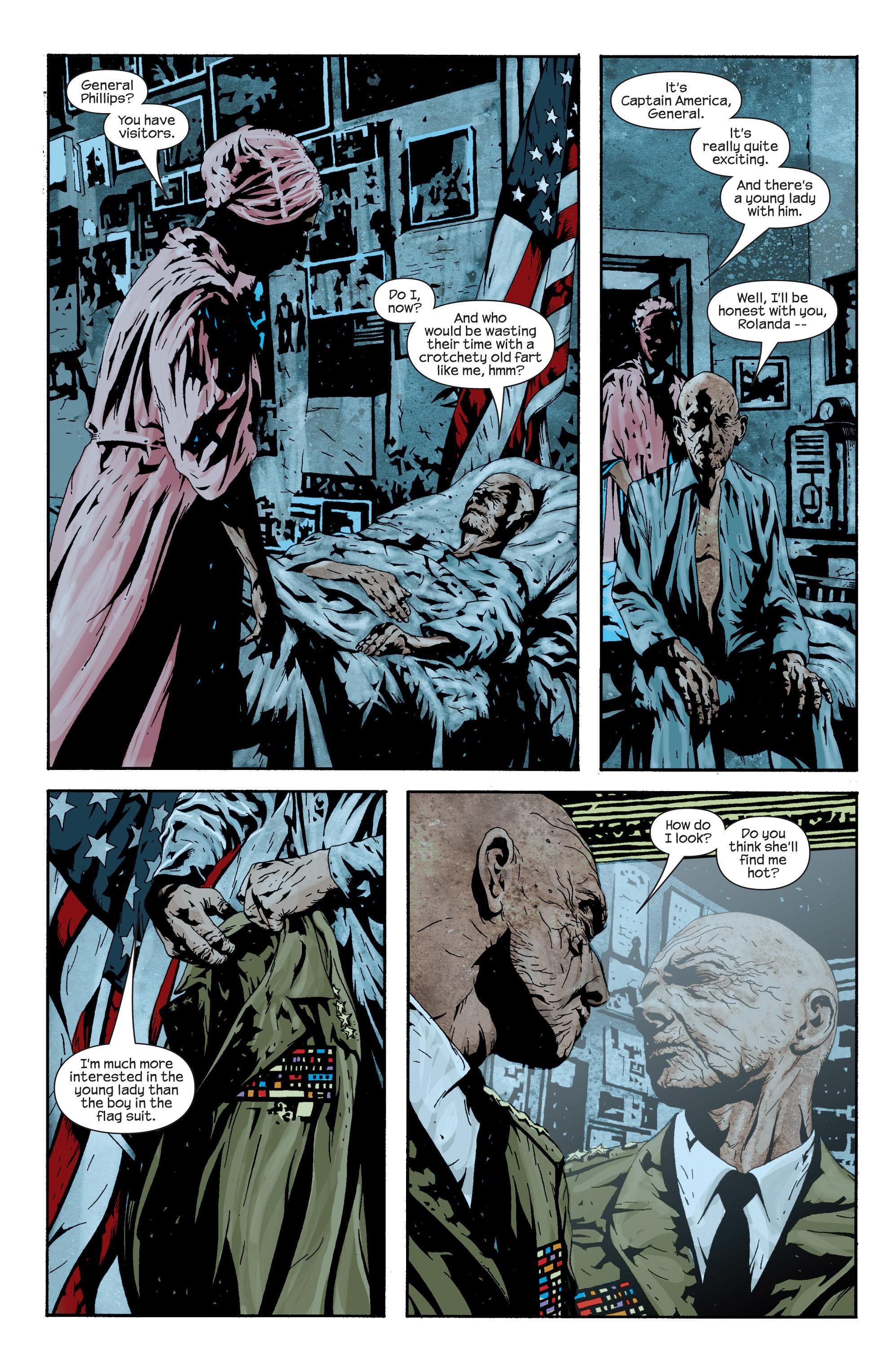 Captain America (2002) Issue #14 #15 - English 10