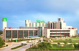 Assistant HR Jobs in Dehradun at Fortis Healthcare Limited, Dehradun