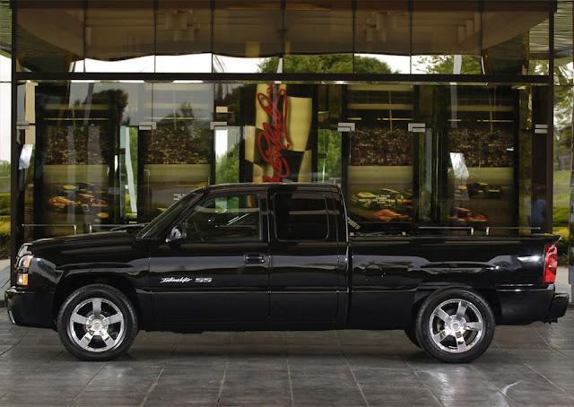 シボレー・シルバラード 初代|Chevrolet Silverado 1999-2007