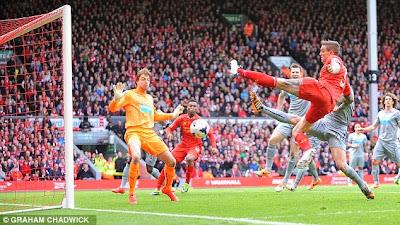 Liverpool vs Newcastle United(2-1)Vòng 38 Ngoại Hạng Anh 2013-2014