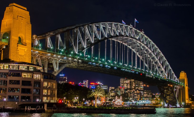 Iconic Bridge Sydney, Australia Wallpaper, Picture of Bridge